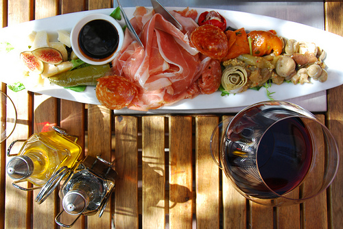 Related Keywords & Suggestions for italian food and wine